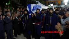 Στον Ιερό Ναό Αγία Μαρίας Μαγδαληνής στα Χανιά για προσκύνημα η σωρός του πρώην πρωθυπουργού (Και βίντεο)