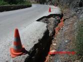 Εικόνες ντροπής στον παλιό δρόμο Κολυμπαρίου – Καληδονίας