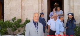 Εορτάστηκε η Ημέρα των Αποστράτων της ΕΛ.ΑΣ. (Και βίντεο)