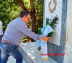 Επέτειος τιμής και μνήμης στη Μάχη του Δρομονέρου (Και βίντεο)