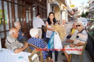 ΣΤΟ Ε' ΚΑΠΗ ΧΑΝΙΩΝ – Πανηγυρική εκδήλωση με αναβίωση της γιορτής του Κλήδονα