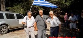 Εκδηλώσεις μνήμης με παράλληλη τιμητική διάκριση στον λαογράφο Σταμάτη Αποστολάκη (Και βίντεο)