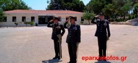ΣΤΟ ΜΑΛΕΜΕ –  Αλλαγή διοίκησης στην 1η Μ.ΑΛ.