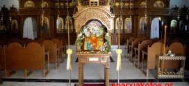 ΣΕ ΑΜΠΕΡΙΑ KAI KOKKINO METOXI – Με λαμπρότητα εορτάστηκε ο Άγιος Παντελεήμονας