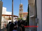ΣΤΟ ΚΑΣΤΕΛΙ – Εκατοντάδες άνθρωποι αποχαιρέτησαν τον άξιο πρώην αντινομάρχη Κωνσταντίνο Μουντάκη