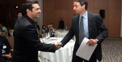 Ανταγωνισμός με καινοτομίες μεταξύ πολιτικών αρχηγών!
