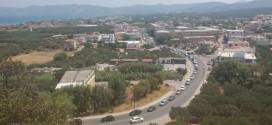 Κυκλοφοριακό κομφούζιο στο Καστέλι Κισάμου