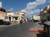 ΧΑΝΙΑ: Καμπανάκι κινδύνου για την οδό Αλέκου Παναγούλη