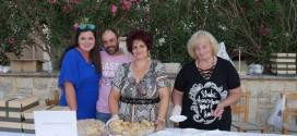 ΣΤΟ ΚΟΛΥΜΠΑΡΙ – Μουσική βραδιά με γευσιγνωσία παραδοσιακών εδεσμάτων, γλυκών και τσικουδιάς