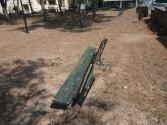 ΣΤΑ ΧΑΝΙΑ- Υπήρχαν παιδικές χαρές στο πάρκο της οδού Γιαμπουδάκη