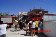ΣΤΗΝ ΚΑΤΩ ΣΟΥΔΑ – Συναγερμός στην Πυροσβεστική Υπηρεσία από πυρκαγιά ισόγειας οικίας (Και βίντεο)