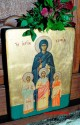 """ΣΤΟ ΙΔΡΥΜΑ """"ΑΓΙΑ ΣΟΦΙΑ""""  –  Εσπερινός Αγίας Σοφίας, Τρισάγιο και ομιλία με παρουσίαση βιβλίου στη μνήμη του Ειρηναίου Γαλανάκη"""