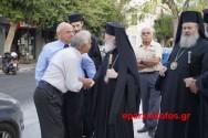 Παρουσία λαού και κλήρου τιμήθηκε στα Χανιά ο Αρχιεπίσκοπος Κρήτης Ειρηναίος