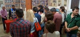 ΣΤΟ ΕΡΓΑΣΤΗΡΙ ΒΥΖΑΝΤΙΝΗΣ ΑΓΙΟΓΡΑΦΙΑΣ  –  Αγιασμός για την έναρξη της νέας σχολικής χρονιάς