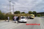 ΚΙΣΑΜΟΣ – Σοβαρός τραυματισμός μοτοσικλετιστή στην Καληδονία