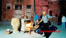 """ΣΤΟ ΠΑΛΙΟ ΛΙΜΑΝΙ – Χοροί, τραγούδια και τσικουδιά από τον """"Ψηλορείτη"""""""