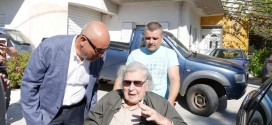 Ο Γαλατάς Χανίων υποδέχτηκε τον Μίκη Θεοδωράκη (Και βίντεο)