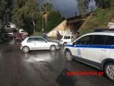 Πρωινό τροχαίο ατύχημα στα Χανιά