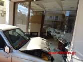 Τραυματισμός από τροχαίο ατύχημα στα Χανιά