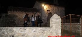 ΣΤΟΝ ΒΟΘΩΝΑ ΑΚΡΩΤΗΡΙΟΥ – Εσπερινός στην παλιά εκκλησία του Αρχαγγέλου Μιχαήλ
