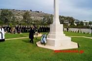 ΣΤΟ ΣΥΜΜΑΧΙΚΟ ΝΕΚΡΟΤΑΦΕΙΟ ΣΟΥΔΑΣ – Τιμήθηκε η «Ημέρα Ανακωχής» του Α' Παγκοσμίου Πολέμου (Και βίντεο)