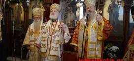 Με λαμπρότητα εορτάσθηκε ο Άγιος Απόστολος και Ευαγγελιστής Ματθαίος (Και βίντεο)