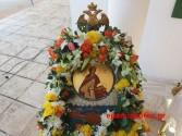 ΣΤΟ ΠΕΔΙΟΝ ΒΟΛΗΣ   Με λαμπρότητα εορτάσθηκε η προστάτιδα του πυροβολικού Αγία Βαρβάρα (Και βίντεο)