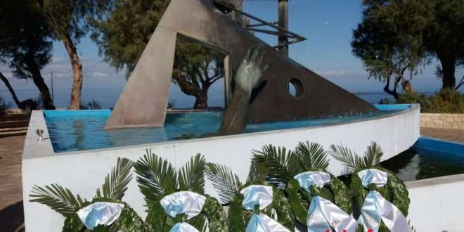 """ΣΤΟ ΕΚΚΛΗΣΑΚΙ ΑΓΙΟΥ ΠΑΤΑΠΙΟΥ – Μνημόσυνο για τα θύματα του ναυαγίου """"Ηράκλειον"""" και της αεροπορικής τραγωδίας"""