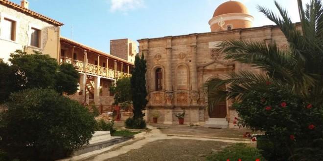 ΜΟΝΗ ΓΟΥΒΕΡΝΕΤΟΥ  –  Περισσότεροι προσκυνητές στο υπό ανακαίνιση μοναστήρι
