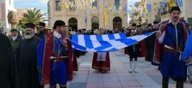 Με λαμπρότητα εορτάσθηκε  η επέτειος της  Ένωσης της Κρήτης στον εθνικό κορμό της Ελλάδος ( Και βίντεο)