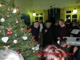 Χριστουγεννιάτικα κάλαντα στο Δημοτικό Γηροκομείο Χανίων (Και βίντεο)