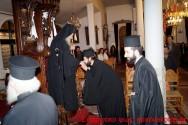 Επέτειος τριετούς διακονίας κληρικού