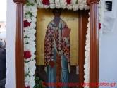 Λειτουργήθηκε πανηγυρικά το εξωκλήσι του Αγίου Βασιλείου στο Πασακάκι (Και βίντεο)