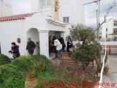 Πανηγυρικά λειτουργήθηκε το εξωκλήσι του Αγίου Γρηγορίου στη Νέα Χώρα Χανίων