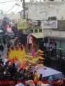 """""""Βούλιαξαν"""" οι Καλύβες από κόσμο στο καρναβάλι"""