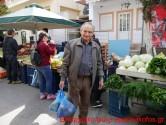 Παρηγοριά οι λαϊκές αγορές για τους καταναλωτές στα Χανιά