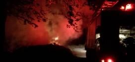 Πυρκαγιά στον Βατόλακκο