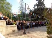 ΣΤΟΝ Ι.Ν. ΑΓΙΑΣ ΜΑΡΙΑΣ ΤΗΣ ΜΑΓΔΑΛΗΝΗΣ  –   Εκατοντάδες προσκυνητές στην υποδοχή του Ιερού Λειψάνου