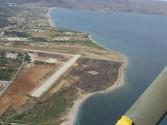 Το αεροδρόμιο του Μάλεμε Χανίων
