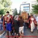 ΣΤΑ ΧΑΝΙΑ – Με λαμπρότητα λαός και κλήρος υποδέχτηκαν την Αγία Εικόνα Παναγίας του Κύκκου (Και βίντεο)