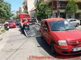 Και νέο τροχαίο ατύχημα στα Χανιά