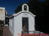 Προετοιμασία για το πανηγύρι της Αγίας Μαρίνας στο Πιθάρι