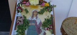 Πανηγυρικά εορτάσθηκε το εξωκλήσι της Αγίας Κυριακής