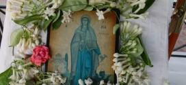 ΣΤΟ ΠΙΘΑΡΙ ΑΚΡΩΤΗΡΙΟΥ – Γιορτάστηκε πανηγυρικά το εξωκλήσι της Αγίας Μαρίνας