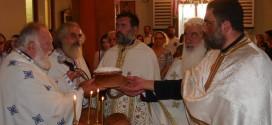 ΣΤΗΝ ΕΝΟΡΙΑ ΣΤΑΛΟΥ – Πανηγυρικός εσπερινός στην εκκλησία του Αγίου Παντελεήμονα ( Και βίντεο)