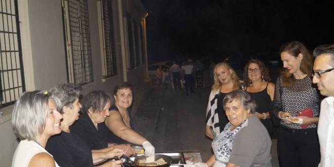 Πλήθος κόσμου στην τιμητική εκδήλωση των καλιτσουνιών της Καντάνου