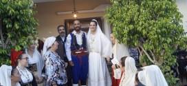 ΣΤΗΝ ΚΙΣΑΜΟ – Κοσμοπλημύρα στην αναβίωση του παραδοσιακού γάμου (Και βίντεο)
