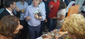 Αγροτικός Αύγουστος 2018  Εγκαινιάστηκε από τον Περιφερειάρχη Κρήτης, Σταύρο Αρναουτάκη