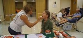 Μεγάλη προσέλευση για εθελοντική αιμοδοσία στο κάλεσμα της Τράπεζας Χανίων