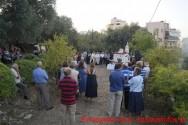 ΣΤΟ ΠΑΡΚΟ ΜΟΡΦΟΥ ΛΕΝΤΑΡΙΑΝΩΝ – Εσπερινός Αγίου Μάμαντος και τρισάγιο στη μνήμη Κυπρίων της Μόρφου